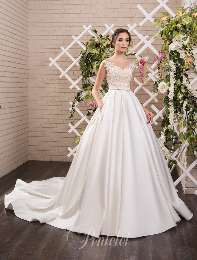 1814 | Buy wedding dresses wholesale from Pentelei