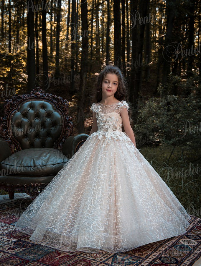 2105 | Buy children's dresses wholesale from Pentelei