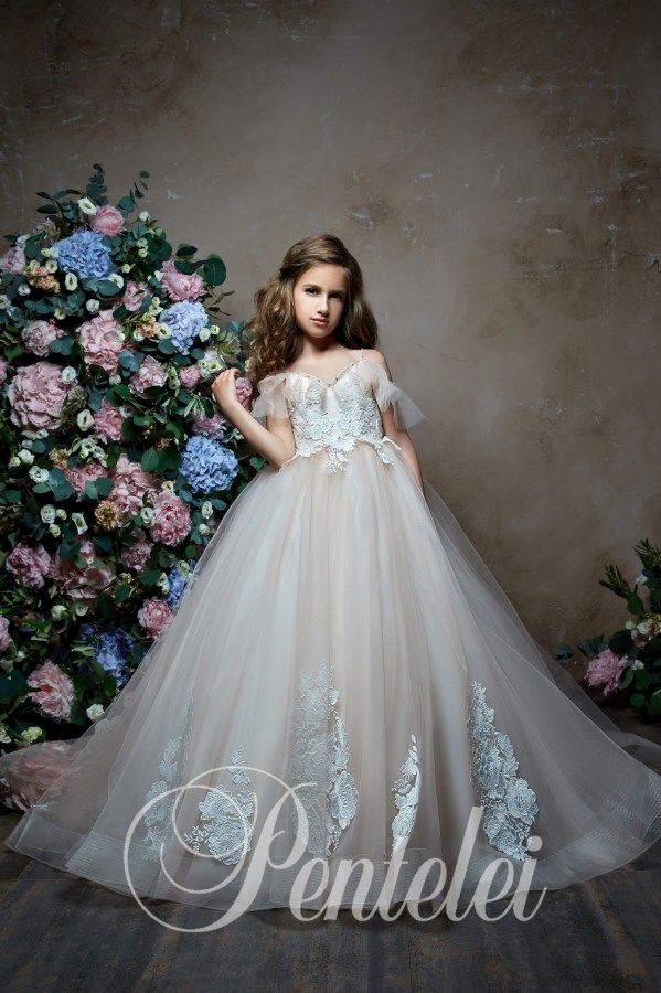 2301 | Buy children's dresses wholesale from Pentelei