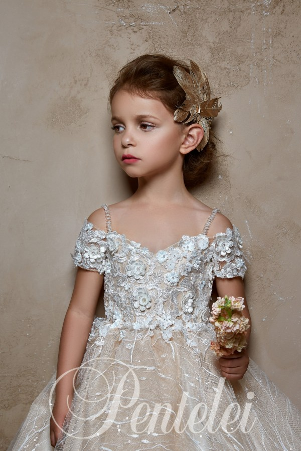 2302 | Buy children's dresses wholesale from Pentelei
