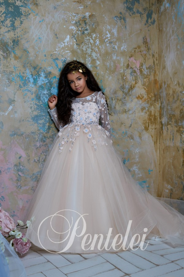 2304 | Buy children's dresses wholesale from Pentelei