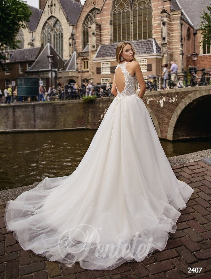 Wedding dress with soft corset | Buy wedding dresses wholesale from Pentelei