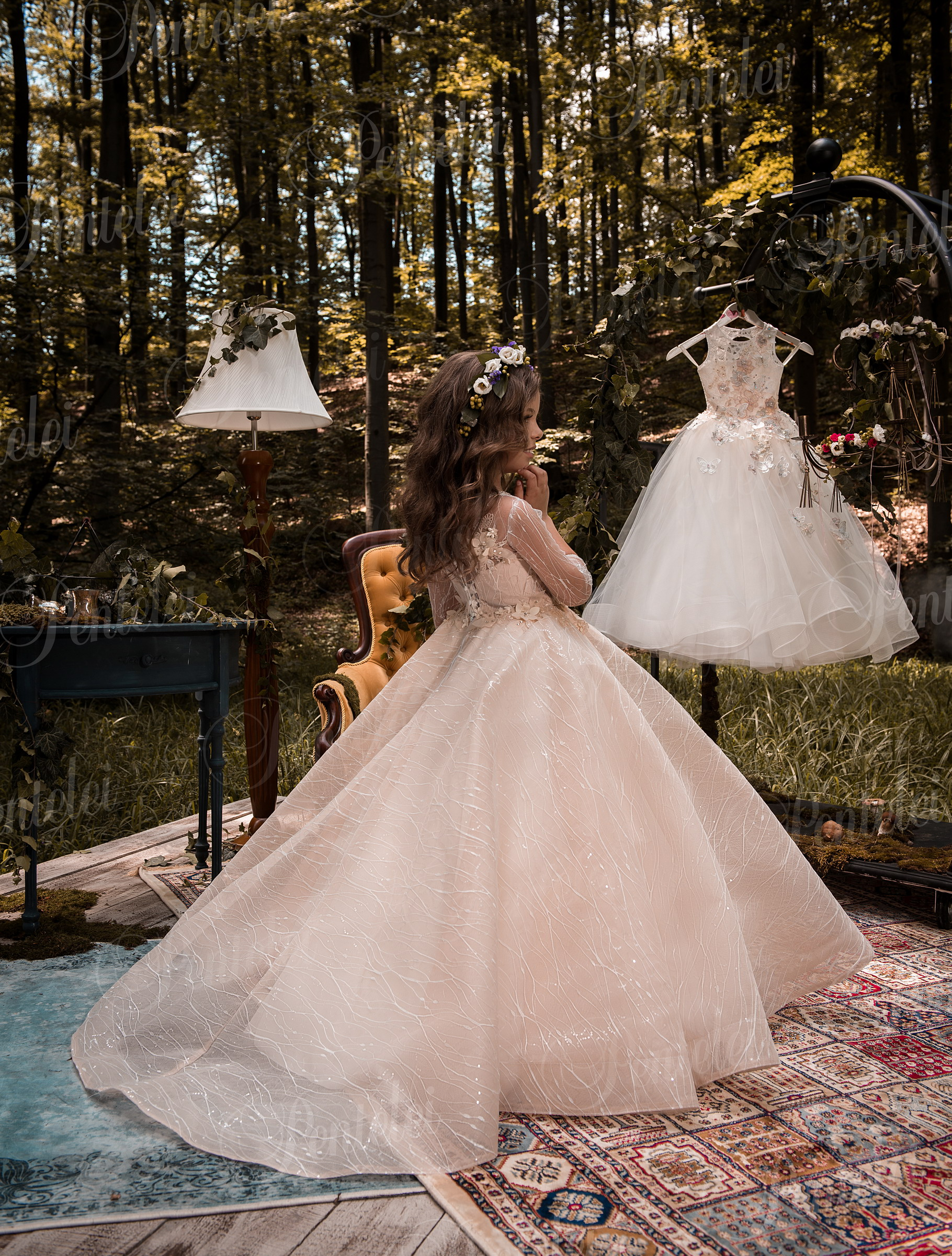 нарядные свадебные платья