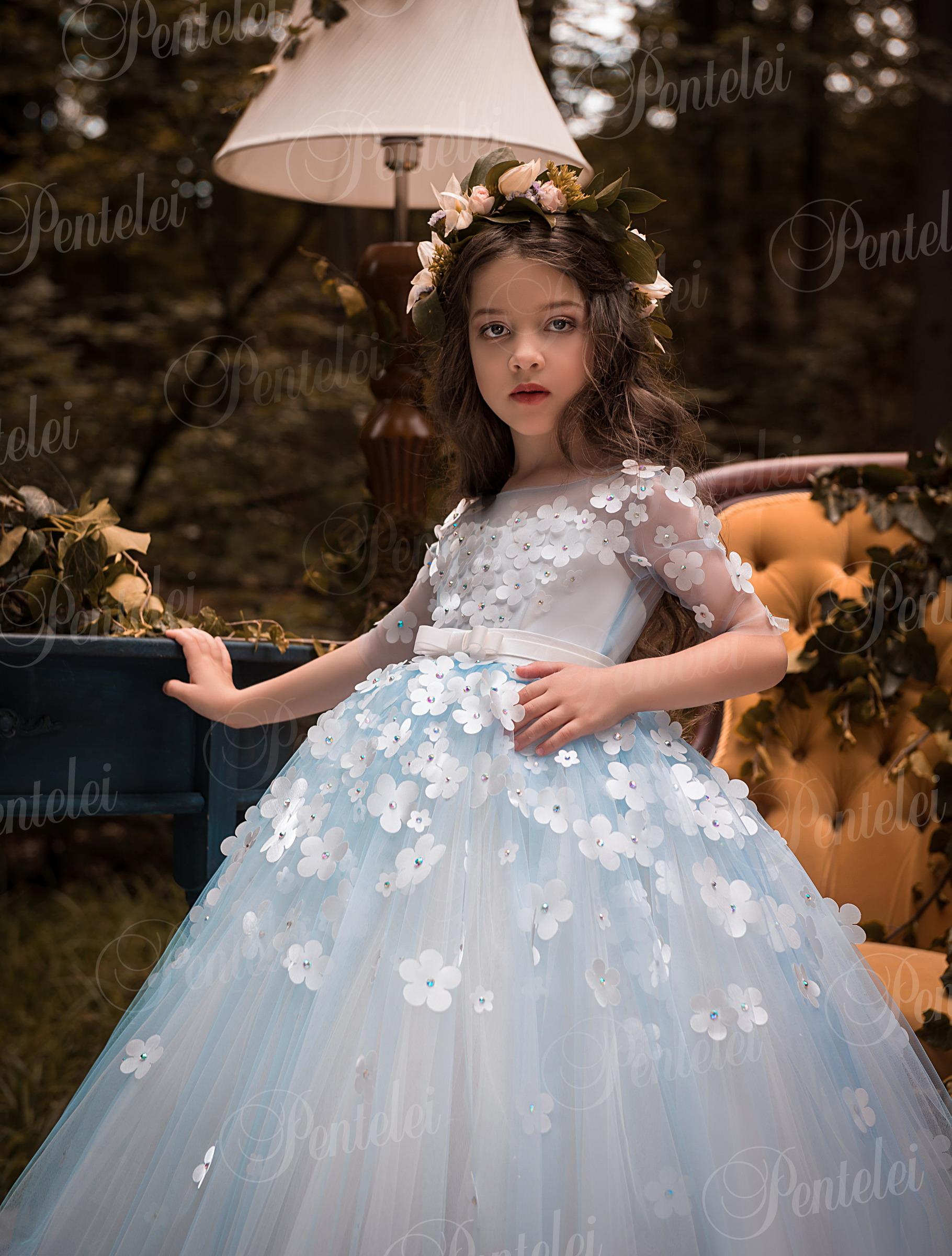ad1fffc93bbad6 2101 | Купити дитячі сукні оптом від Pentelei