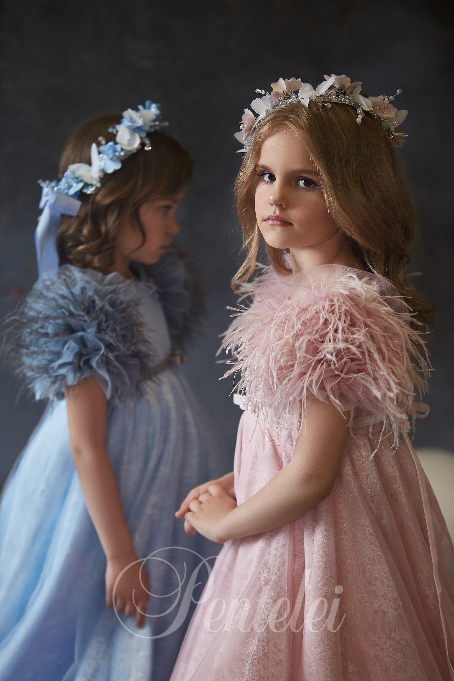 Шикарні дитячі наряди для сучасних дівчаток