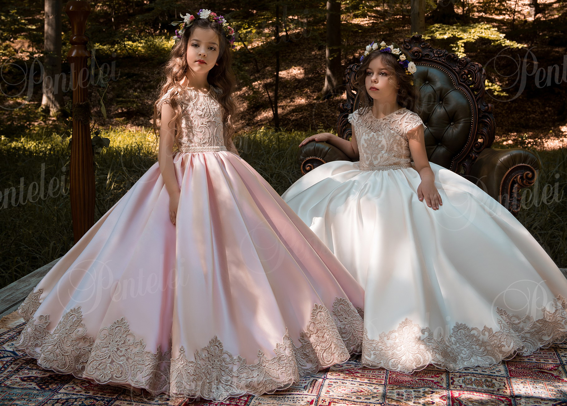 Чарівні дитячі сукні 2018 вже на сайті f9d7df8afb283
