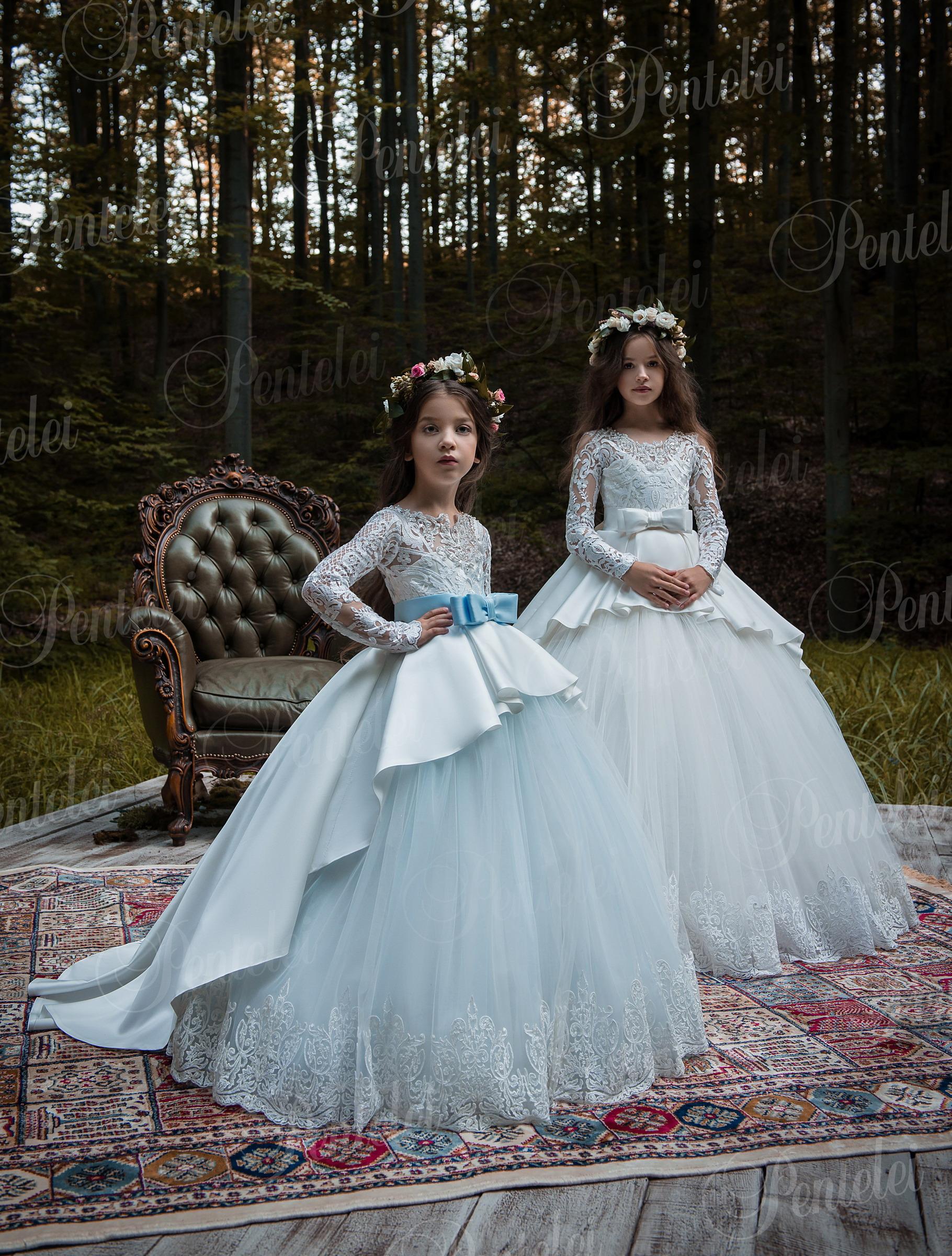 Дитячі сукні для причастя f64e3b27c94c4